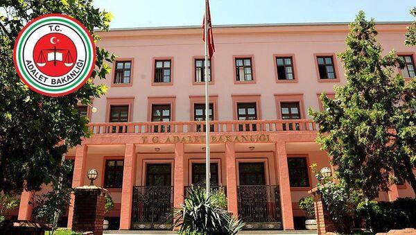 T.C. Adalet Bakanlığı - Sputnik Türkiye