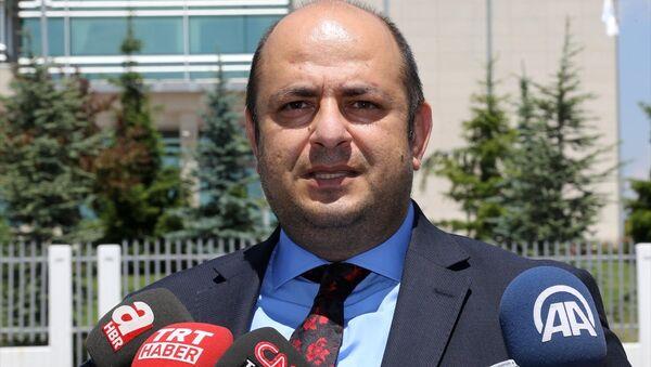 Enis Berberoğlu'nun avukatı Murat Ergün - Sputnik Türkiye