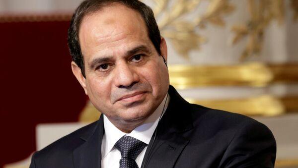 Mısır Cumhurbaşkanı Abdülfettah el Sisi - Sputnik Türkiye