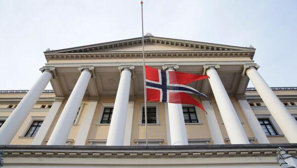 Norveç Bayrağı - Sputnik Türkiye