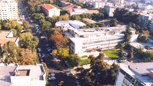 Dokuz Eylül Üniversitesi - Sputnik Türkiye