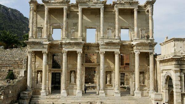 Efes antik kenti - Sputnik Türkiye