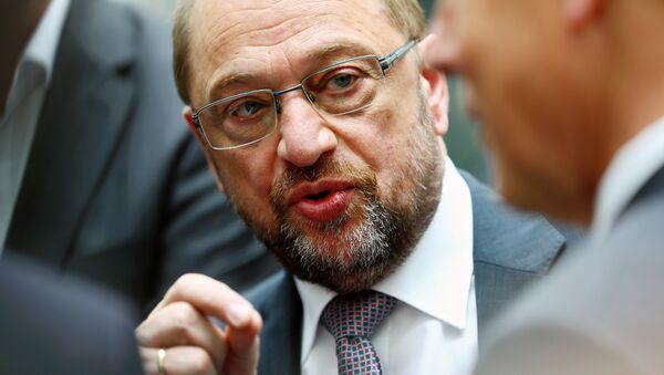 SPD lideri Martin Schulz - Sputnik Türkiye