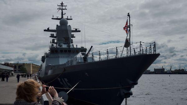 St. Petersburg Uluslararası Deniz Savunma Fuarı 2017 - Sputnik Türkiye