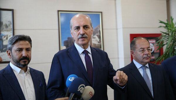 Başbakan Yardımcısı Numan Kurtulmuş - Sputnik Türkiye