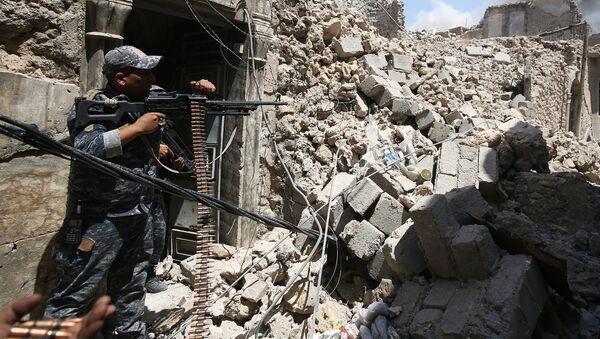 IŞİD'den kurtarılan Musul - Sputnik Türkiye