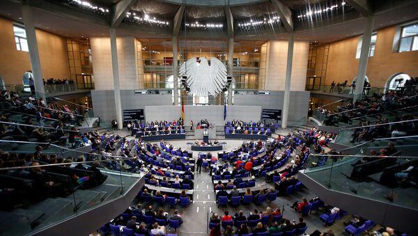 Almanya parlamentosu - Sputnik Türkiye