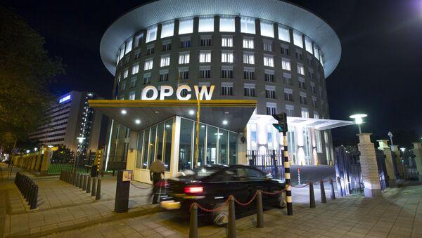 OPCW - Sputnik Türkiye