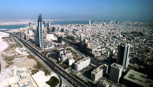 Bahrain's captial Manama - Sputnik Türkiye