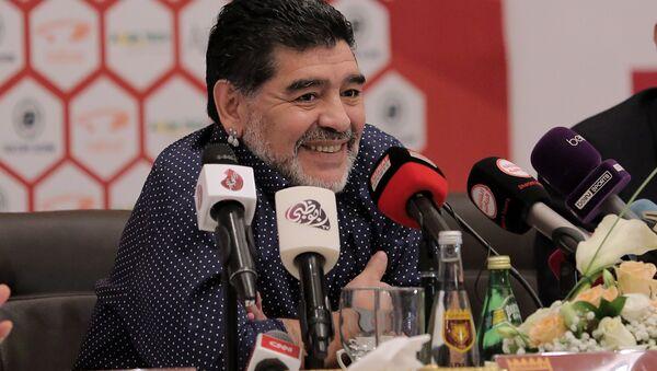 Maradona - Sputnik Türkiye