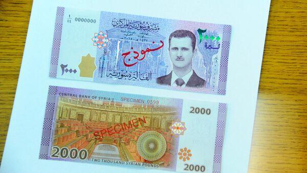Yeni banknot - Sputnik Türkiye