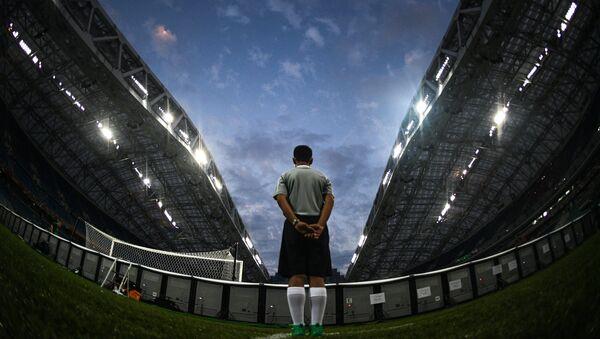 Football. 2017 FIFA Confederations Cup. Germany vs. Mexico - Sputnik Türkiye