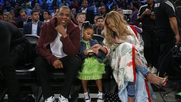Beyonce ve eşi Jay Z - Sputnik Türkiye
