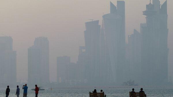 Katar-Doha - Sputnik Türkiye