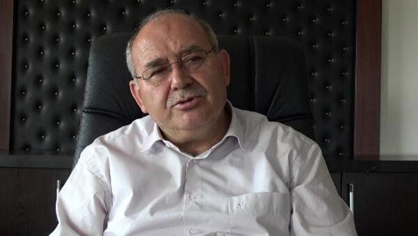 Karatay Ziraat Odası Başkanı Rıfat Kavuneker - Sputnik Türkiye