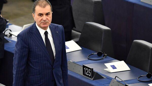 AB Bakanı ve Başmüzakereci Ömer Çelik - Sputnik Türkiye