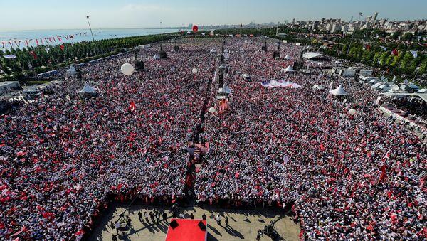 Kemal Kılıçdaroğlu - Adalet Mitingi - Sputnik Türkiye