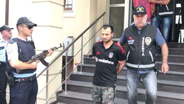 Suriyeli 9 aylık hamile kadın ve 11 aylık bebeğini arkadaşıyla birlikte öldüren Birol Karacal - Sputnik Türkiye