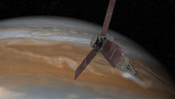 NASA'nın uzay aracı Juno - Sputnik Türkiye