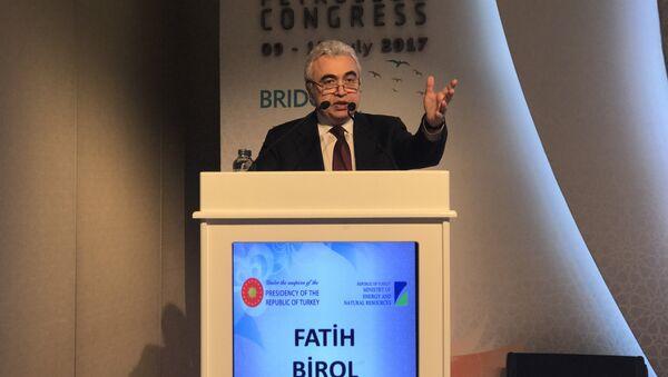 Uluslararası Enerji Ajansı Başkanı Fatih Birol. - Sputnik Türkiye
