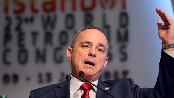 Yuval Steinitz / 22. Dünya Petrol Kongresi - Sputnik Türkiye