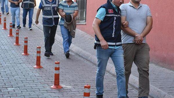 Polis  -  Operasyon - Sputnik Türkiye