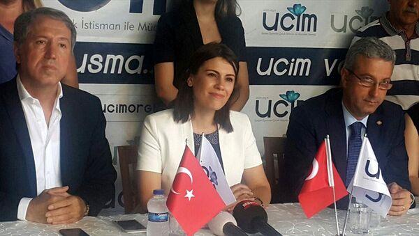 Öğretmen Saadet Özkan - Sputnik Türkiye