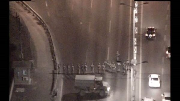 15 Temmuz gecesi köprüde yaşananların ilk kez yayınlanan görüntüleri - Sputnik Türkiye
