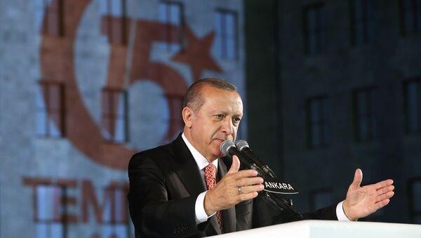 15 Temmuz'un 1. yıldönümü - Ankara - Sputnik Türkiye