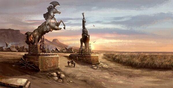 Dizideki Dothrakiler, Ortaçağ döneminde Rusya üzerinde büyük etkiler bırakan Moğollar'ı andırıyor. 13. yüzyılda eski Rus devletini işgal eden Altın Ordu devletinin kurucusu Batu Han da Khal Drogo ile özdeşleştirilebilir. - Sputnik Türkiye