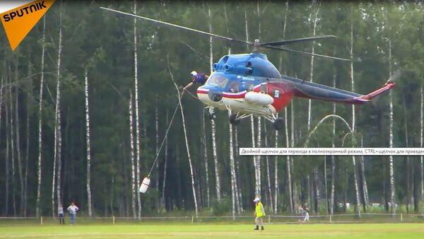 Rusya, Dünya Helikopter Sporları Şampiyonası'na ev sahipliği yaptı - Sputnik Türkiye