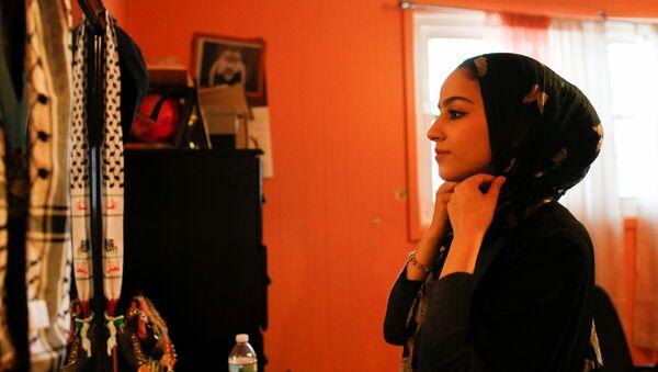 Müslüman kadın - Sputnik Türkiye