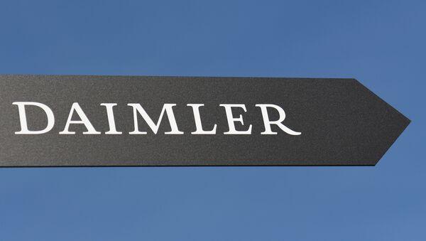 Daimler - Sputnik Türkiye