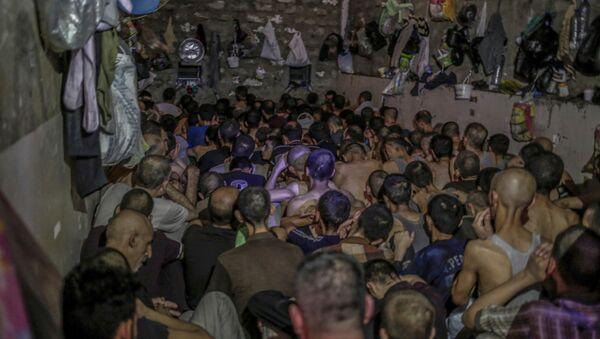 Musul - IŞİD militanları - Sputnik Türkiye
