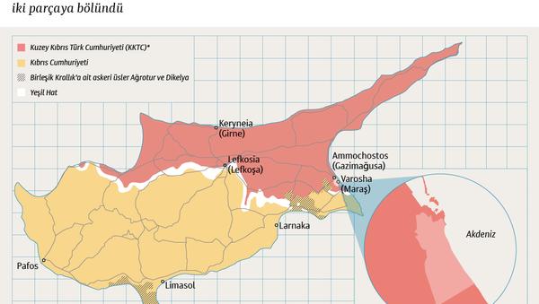Kıbrıs sorunu: Birleşmeye giden uzun yol - Sputnik Türkiye