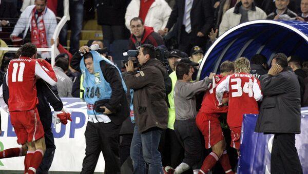 2005 Türkiye- İsviçre maçı - Sputnik Türkiye