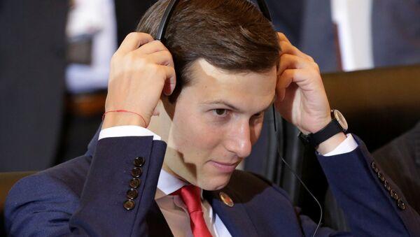 ABD Başkanı Donald Trump'ın damadı Jared Kushner - Sputnik Türkiye
