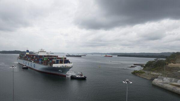 Panama Kanalı - Sputnik Türkiye