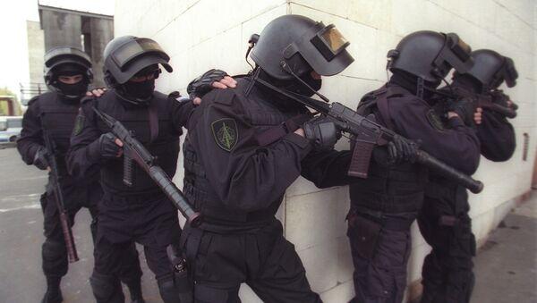 Counter-terrorism task-force of the Russian Federal Security Service (FSB) Alpha Group - Sputnik Türkiye