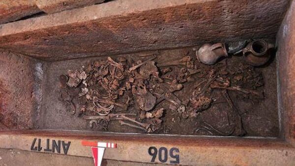 Antik mezar - Balıkesir - Sputnik Türkiye