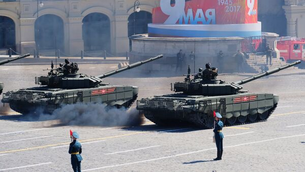 T-72B3 tankları - Sputnik Türkiye