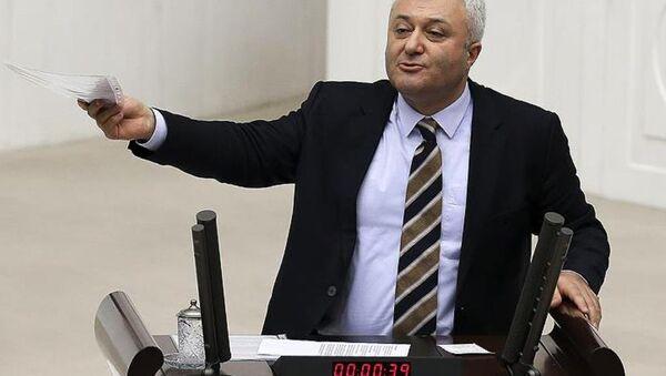CHP İzmir Milletvekili Tuncay Özkan - Sputnik Türkiye