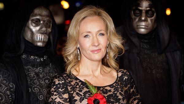 J.K. Rowling - Sputnik Türkiye