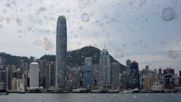 Hong Kong / Finans - Sputnik Türkiye