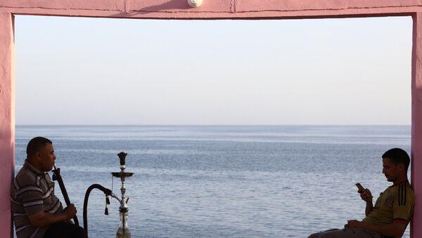 Kızıldeniz kıyısındaki Al Wahj kenti - Sputnik Türkiye