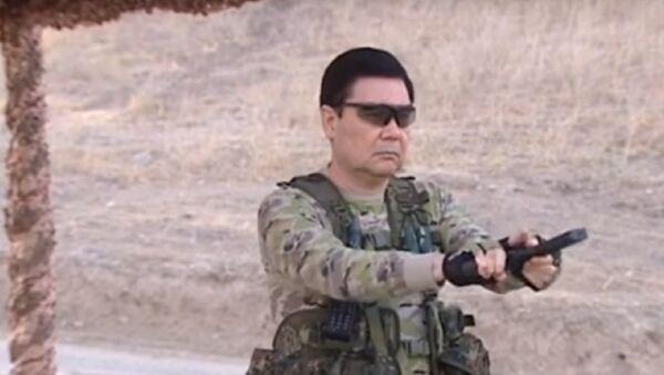 Türkmenistan Devlet Başkanı Gurbanguli Berdimuhamedov - Sputnik Türkiye