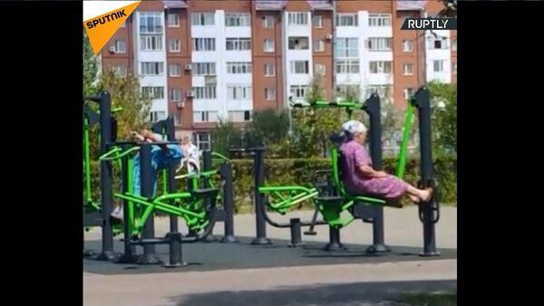 Astana nineler kas geliştiriyor - Sputnik Türkiye