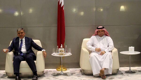 11. Cumhurbaşkanı Abdullah Gül Doha'da - Sputnik Türkiye