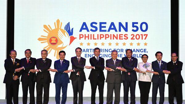 50. ASEAN Dışişleri Bakanları Toplantısı - Sputnik Türkiye