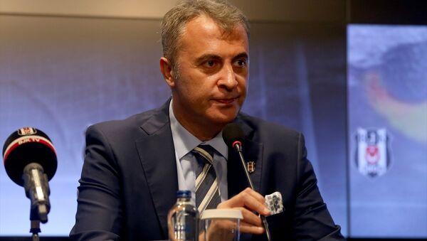 Fikret Orman - Sputnik Türkiye